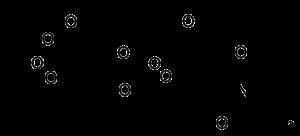 Hyaluronan © I, Edgar181. Public Domain, Wikimedia Commons